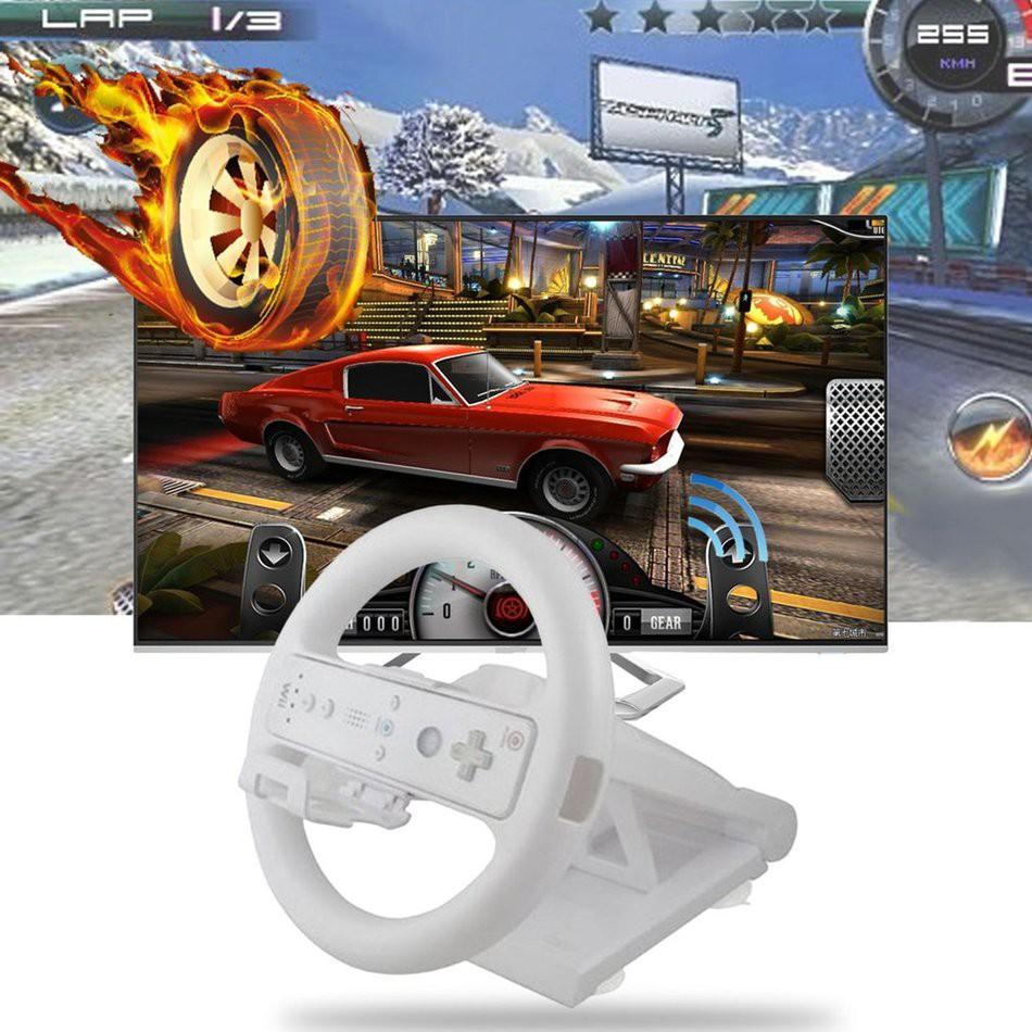 Vô Lăng Cho Máy Chơi Game Wii