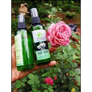 Nước hoa bưởi dưỡng tóc Dương Minh nguyên chất phục hồi tóc hư tổn 100% thành phần tự nhiên