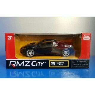 Xe mô hình Acura NSX RMZcity 1:36