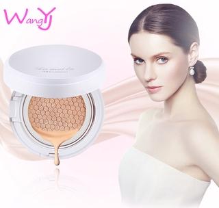 Lameila Cushion BB Cream Concealer Nude Moisturizing Foundation Concealer Liquid