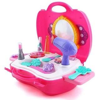 Bộ đồ chơi valy trang điểm cho bé
