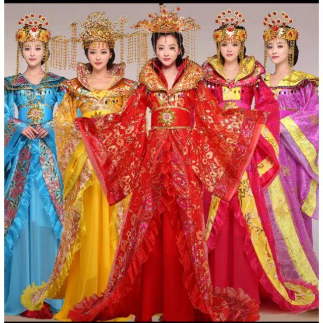 Trang phục hầu đồng | Shopee Việt Nam