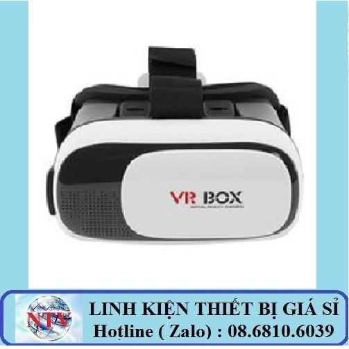 (Nhập mã ELCNLO giảm thêm 5%) Kính thực tế ảo VR Box V2