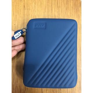 Túi chống sốc và va đập chuẩn WD - dùng tặng kèm cho một số sản phẩm ổ cứng WD