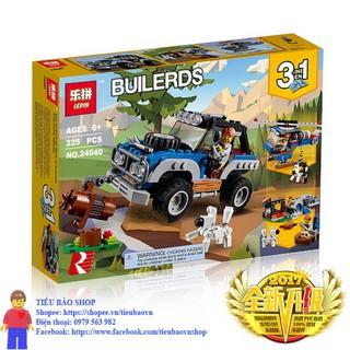Lego Creator 31075 – Lepin 24040 Xe Thám Hiểm Địa Hình
