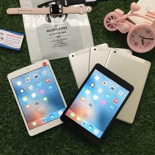 iPad Mini Wifi 3G 64Gb/32Gb/16Gb Quốc tế Chính hãng