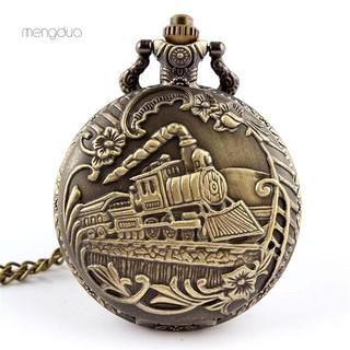 Đồng hồ quả quýt có dây kim loại kiểu cách cổ điển