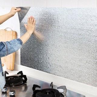 Cuộn giấy bạc dán bếp cách nhiệt chống thấm thumbnail