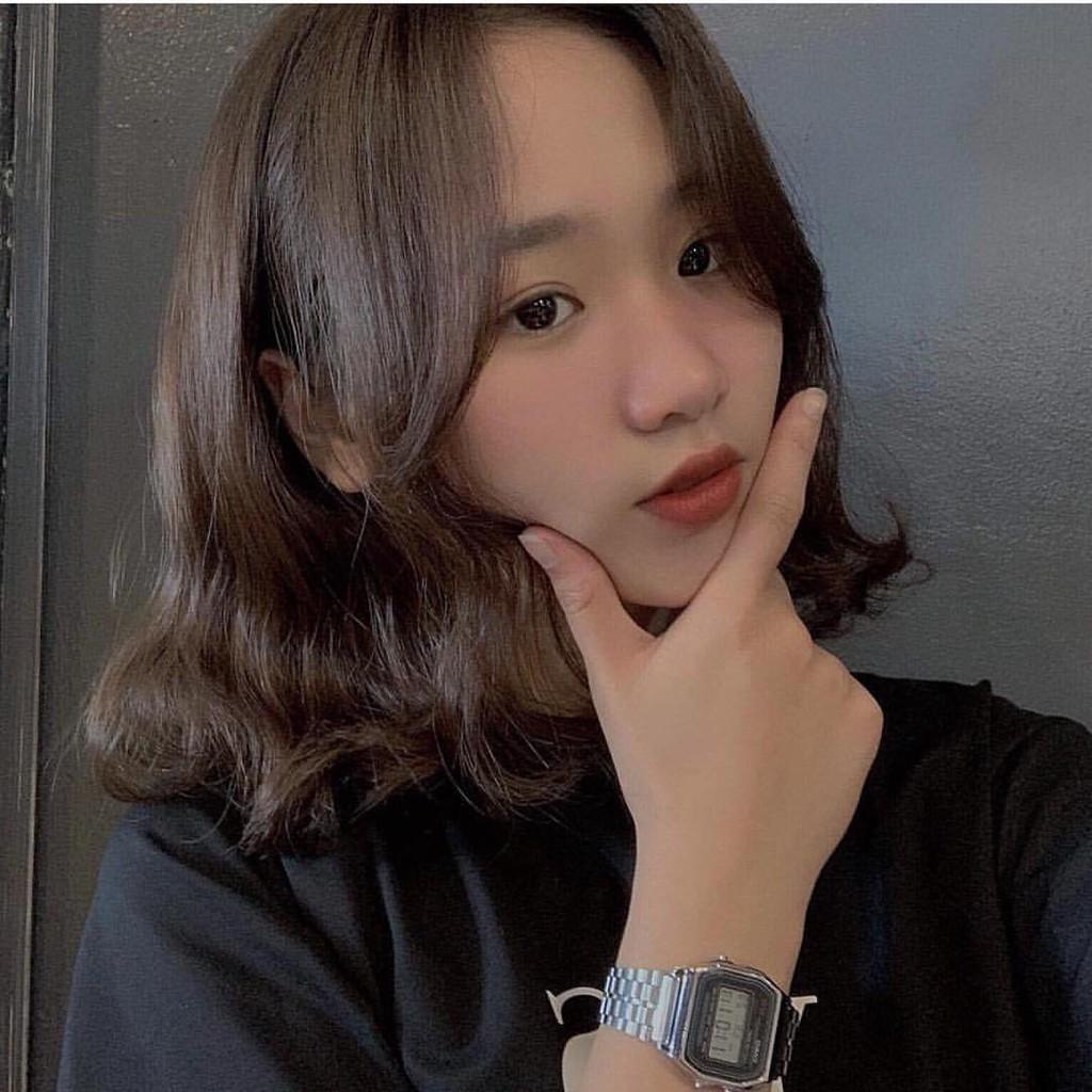 Đồng Hồ Điện Tử Unisex WR Chính Chống Nước Mặt Vuông Sang Trọng Thanh  Lịch -Ngochuyen.watches -TOKYO SHOP