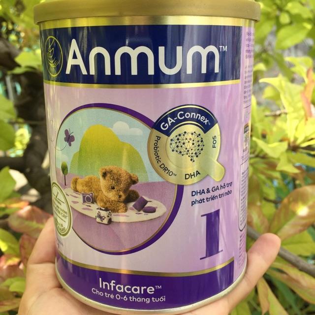 Sữa bột Anmum Materna - hộp 400g (dành cho phụ nữ mang thai và cho con bú)