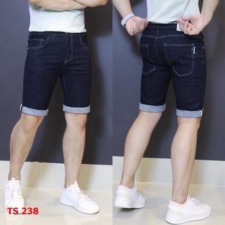Quần Short Nam jeans nam rách gối jeans nam body quần jeans nam xước MS 238 (100% HÌNH THẬT )fashionteengroup