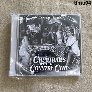 Lana Del Rey – Chemtrails Over The Country Club 2021CD được niêm phong