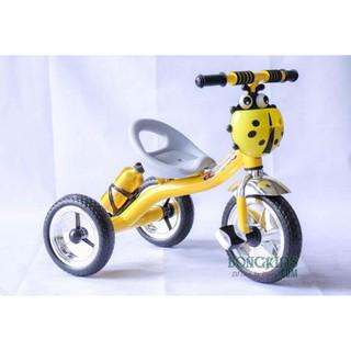 [Giá sỉ] Xe đạp 3 bánh bình nước + giỏ con bọ thumbnail