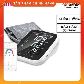 [FDA Hoa Kỳ + xuất USA] Máy đo huyết áp điện tử bắp tay Jumper JPD-HA121, Kết nối Bluetooth thumbnail