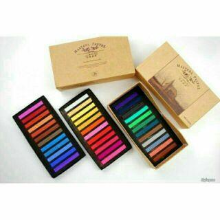 Phấn Tiên Hàn Quốc Master Pastel Loại 12 màu-24 màu-36 màu-48 màu