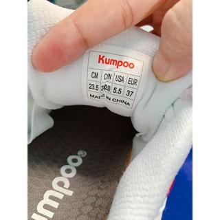 Giày cầu lông Kumpoo KHR – D72 trắng 2020 size 36