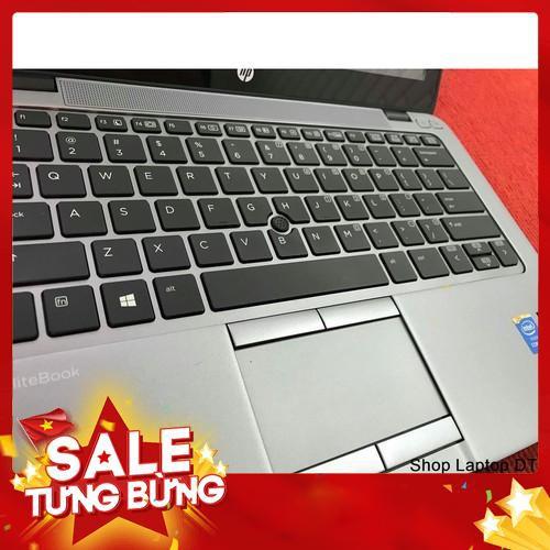 [SALE] Laptop cũ HP 820 G2-Siêu Bền Bỉ-BH1 Năm + KM - ổ cứng SSD xé gió - Bao chạy nhanh - Hình thức Like new 99%