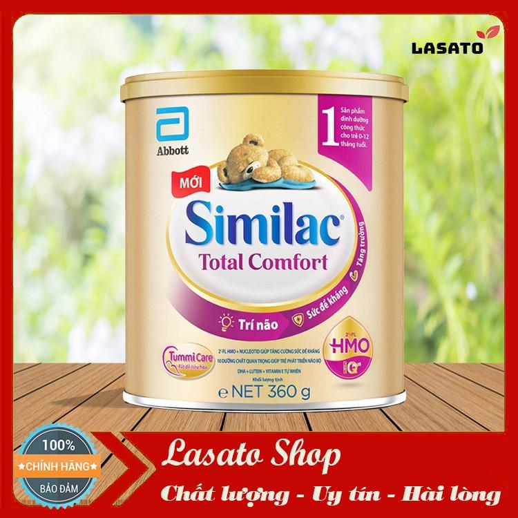 Sữa Similac Total Comfort (MẪU MỚI ) số 1 360G