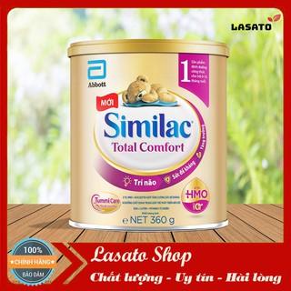 ✅[CHÍNH HÃNG] Sữa Similac Total Comfort (MẪU MỚI ) số 1 360G