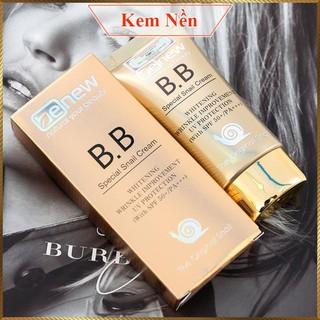 Kem nền BB siêu mịn lâu trôi dưỡng trắng Special Snail Benew Hàn Quốc SS11 thumbnail