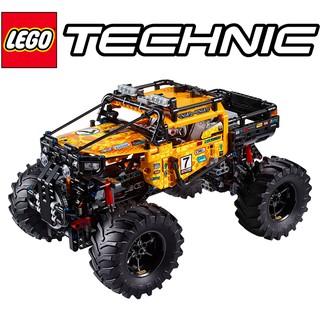[Có sẵn] LEGO TECHNIC Chính Hãng, 42099, Xe địa hình 4×4 Off-Roader, bao gồm động cơ, Sản phẩm siêu hot 2019