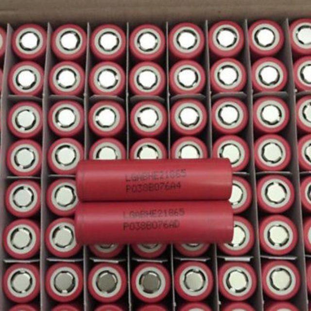 Pin LG 2500mah 18650
