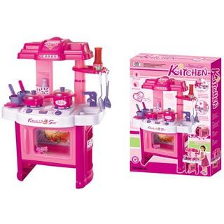 Bộ đồ chơi nhà bếp xinh đẹp – Beauty Deluxe Kitchen 008-26