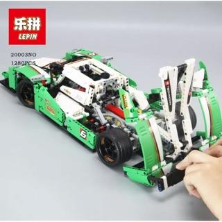 [ Hàng order 7-10 ngày ] Lepin technician – 20003 – 24 Hours Race Car
