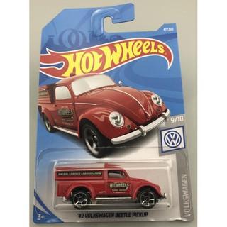 Xe mô hình Hot Wheels '49 Volkswagen Beetle Pickup FYF78