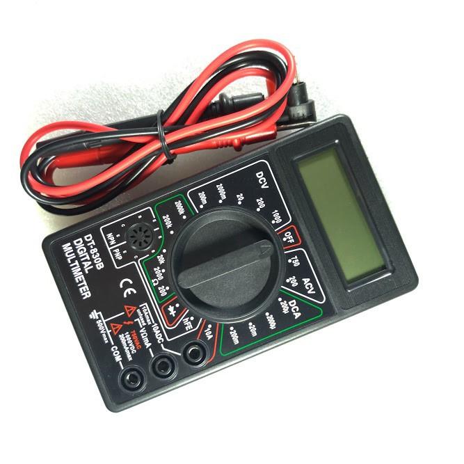 Đồng hồ vạn năng mini DT830B