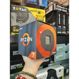 CPU AMD Ryzen 7 2700 thumbnail