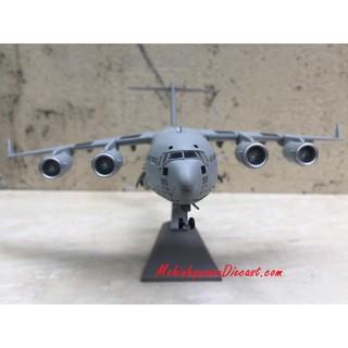 Mô hình Máy bay vận tải C-17 U.S AIR FORCE 1:200