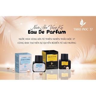 Nước Hoa Vùng Kín Eau De Parfum Thảo Mộc 37 Mùi Chuẩn Quyến Rũ, Lưu Hương 48h