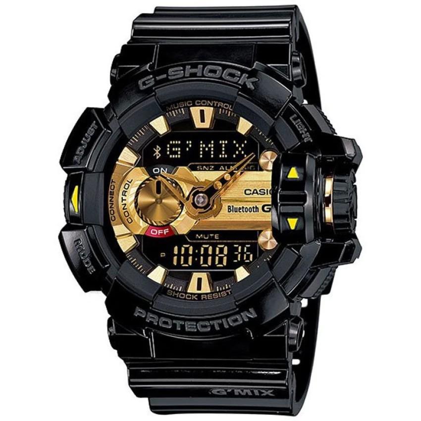 Casio นาฬิกาผู้ชาย สายเรซิ่น รุ่น GBA-400-1A9DR