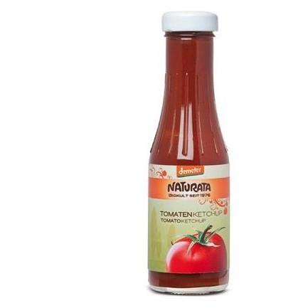 Sốt cà chua ketchup hữu cơ Naturata