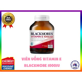 VITAMIN E BLACKMORE 1000IU