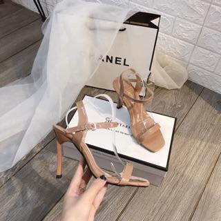 [Mã FASHIONRNK giảm 10k đơn từ 50k] Giày cao gót quai ngang gót đũa 9p GDUA thumbnail
