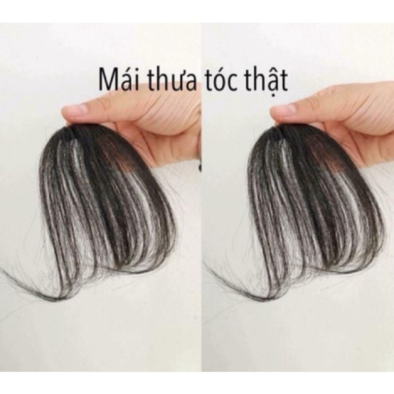 Mái thưa Hàn Quốc tóc thật 100% loại đẹp