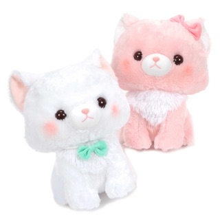 Amuse – Mèo lông xù Fuwaneko Mew-chan