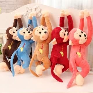 Thú bông khỉ đuôi dài dành cho trẻ em dễ thương M1076082