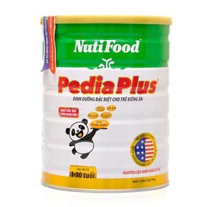(HSD: 2021) Sữa bột Nutifood PediaPlus 900g