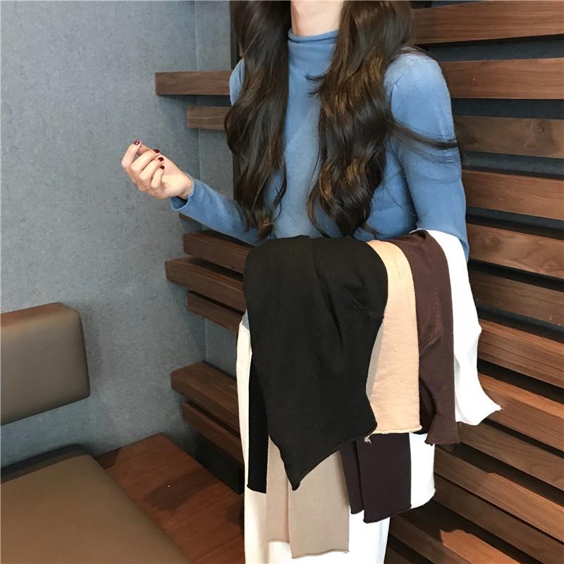 Áo sweater tay dài nhiều màu sắc xinh xắn dễ thương - 21745353 , 2280673970 , 322_2280673970 , 206900 , Ao-sweater-tay-dai-nhieu-mau-sac-xinh-xan-de-thuong-322_2280673970 , shopee.vn , Áo sweater tay dài nhiều màu sắc xinh xắn dễ thương