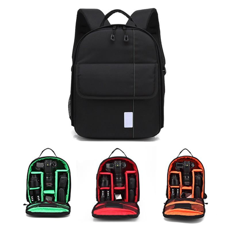 DSLR Camera Bag Backpack Video Photo Bags for Camera d3200 d3100 d5200 d7100 Sma