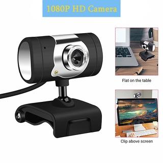 Webcam Kết Nối Usb Xoay 360 Độ thumbnail