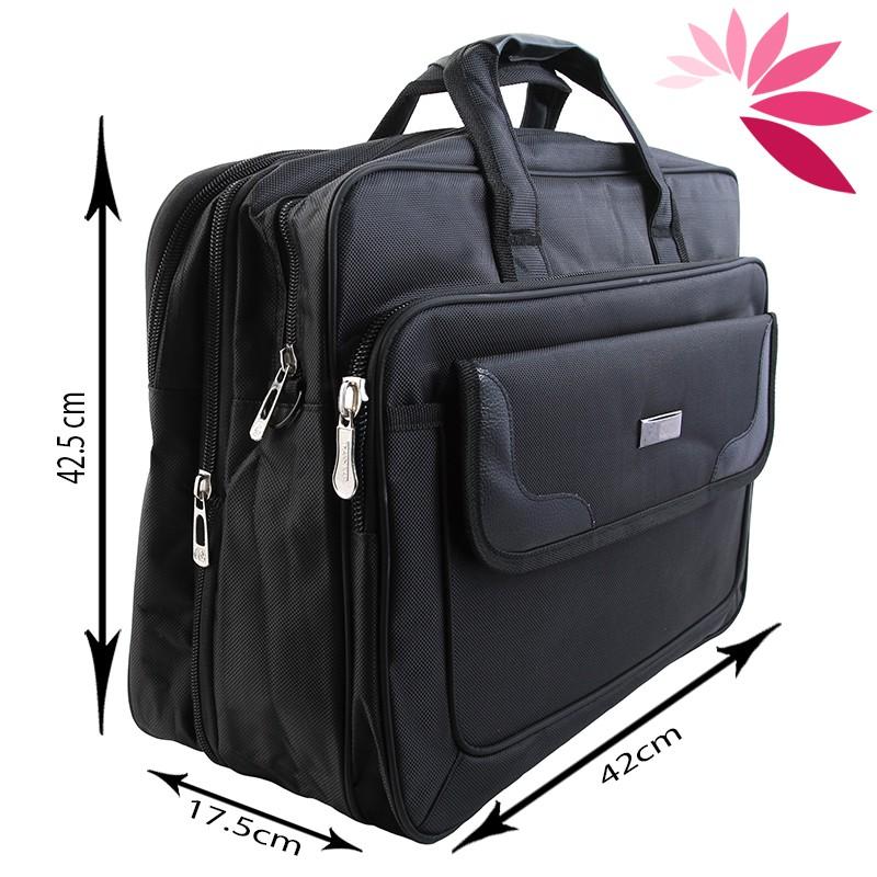 Cặp , túi xách đa năng CharIsma C02 chống nước tặng túi du lịch 30k