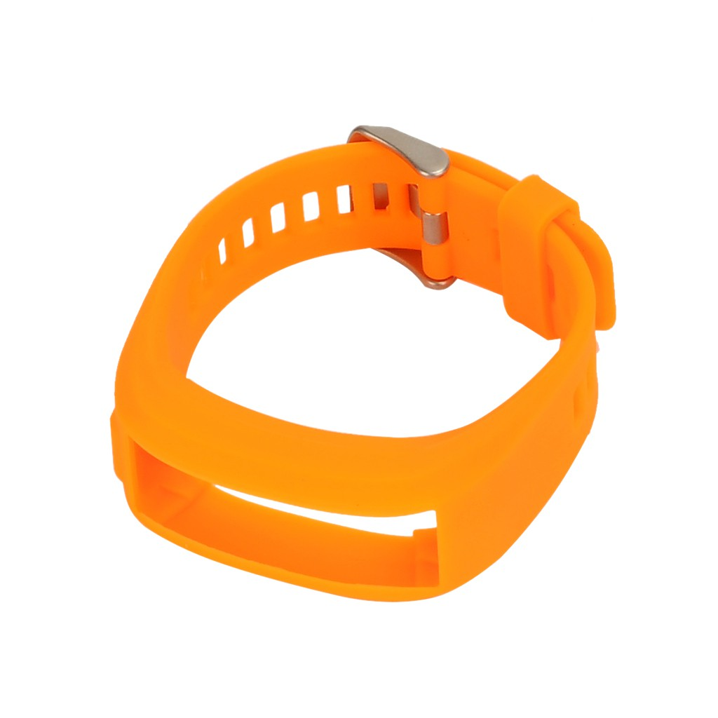 Watch Band Wrist Strap for Garmin Vivo Smart HR Orange