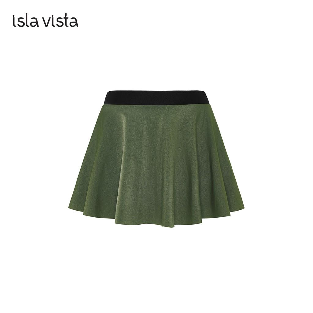 [Mã WABR44H giảm 15% đơn 599K] Váy bơi xếp li Isla Vista IVWB020