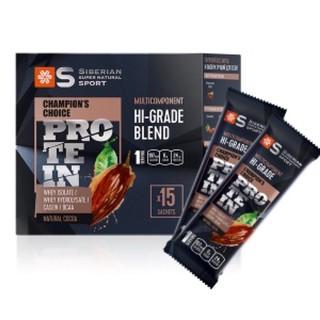 Thực phẩmMulticomponent higradeprotein SiberianSuper NaturalSport phát triển cơ bắp cho người tập gym