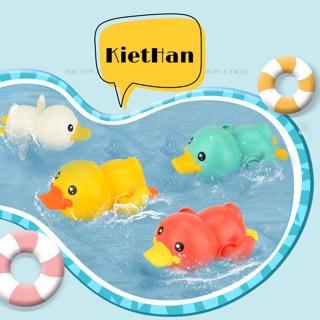 Vịt bơi nhiều màu LOẠI TO- Đồ chơi nhà tắm