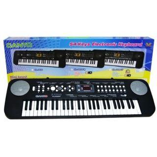 Đàn organ điện Canto 54 phím HL-5459 kèm radio FM